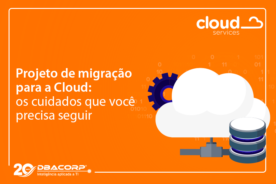 migração para a Cloud