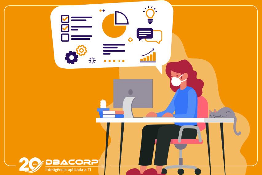 Como garantir a segurança de dados em tempos de trabalho remoto