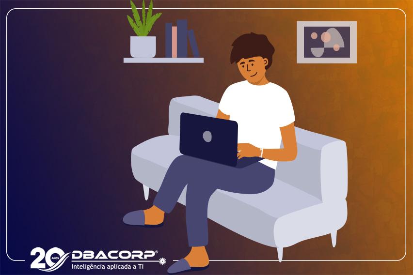 5 dicas de segurança em home office para as empresas que adotam esse modelo de trabalho